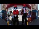 Sydney's Luna Park Harbour Bridge in VR Virtual Reality 360 Degree Video