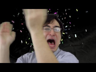 Filthy Frank Sarcastic Clapping (Confetti Included)
