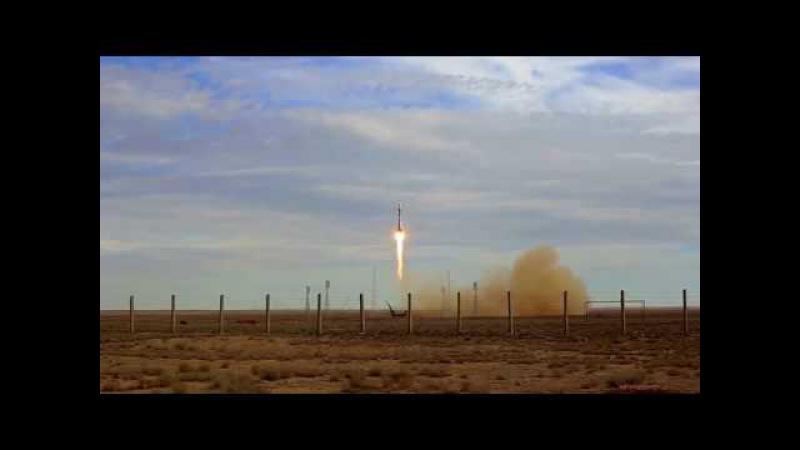 Запуск Союз ТМА 18М