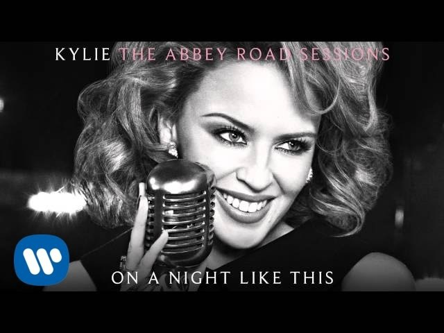 Kylie Minogue - On A Night Like This - The Abbey Road Sessions