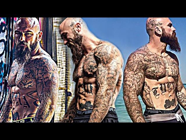 Explosive King Chris Luera Extreme Calisthenics