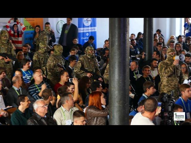 HackIT 2016 в Харькове такое количество хакеров мы вряд ли увидим снова