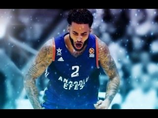 Tyler Honeycutt Highlights - Anadolu Efes • 2016/17 ᴴᴰ