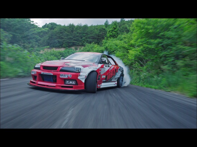 1000HP Touge Attack