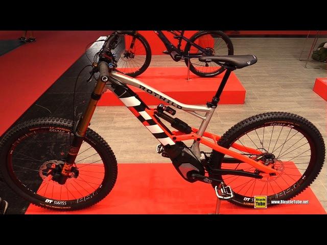 2017 Rotwild R G FS Evo 27.5 Mountain Bike - Walkaround - 2016 Eurobike
