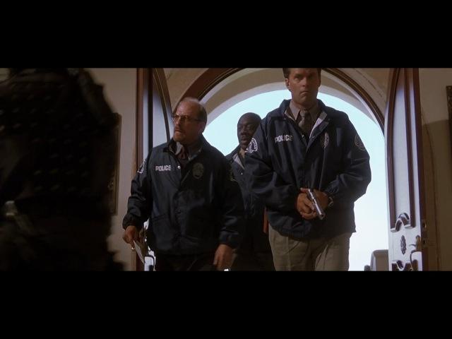 Fast Furious 2001 FBI Arrest Scene Dope Debonaire Blu ray 4K
