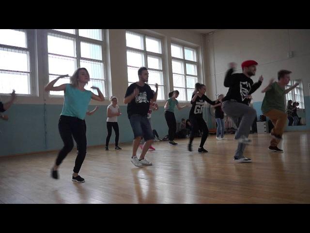 Локинг связка студия танцев в Краснотурьинске