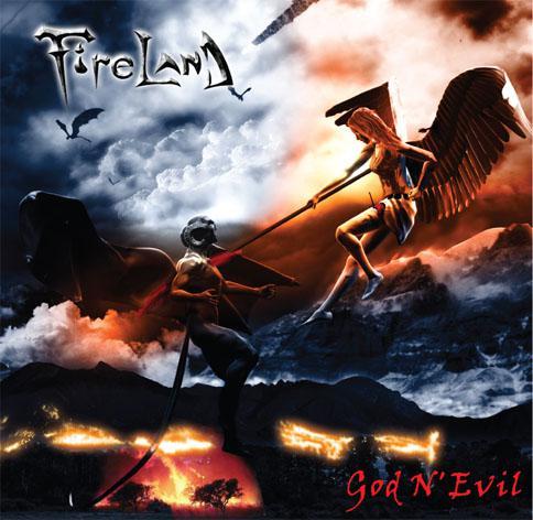 Fireland - God N' Evil
