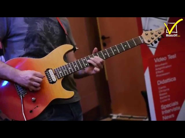 Tommy Dell'Olio D H S Elettrika Day 2014 Live @ MusicOff Stand