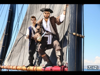 [men] pirates a gay xxx parody part 1 (diego sans & johnny rapid)