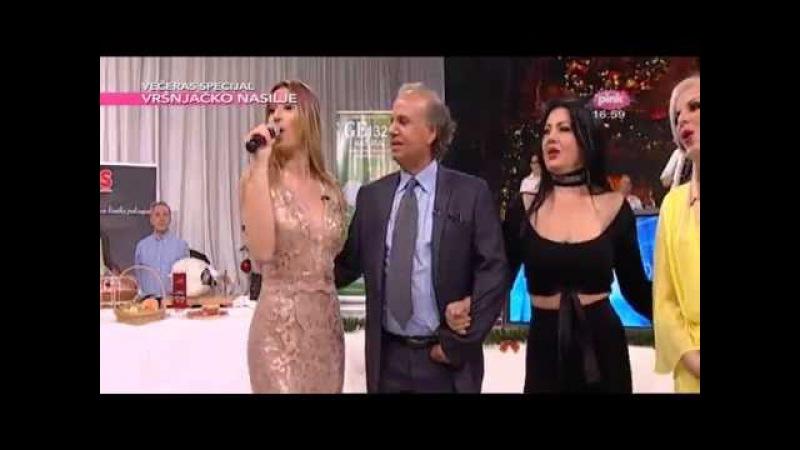 Rada Manojlovic Bekrija LIVE Nedeljno popodne Lee Kis TV Pink 04 12 2016