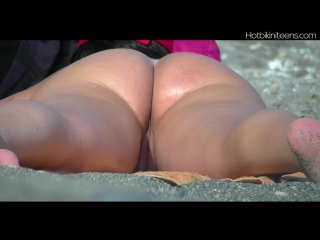 Milfs on nude beach voyeur spy cam hd (bbw, amateur, mature, зрелые, скрытая камера, нудисты)