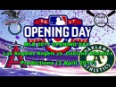 MLB The Show 17 Los Angeles Angels vs. Oakland Athletics Predictions MLB2017 (3 April 2017)