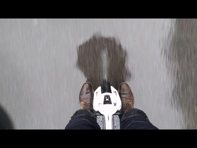 Waterproofing Rockwheel GT16