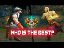 Gripex vs Heizman Lee Sin Montage - Who IS The Best (League of Legends)