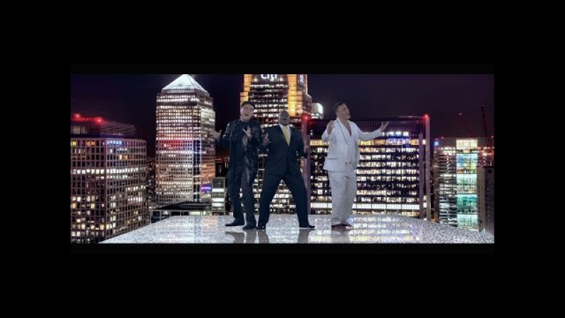 Ержан Кабдуллин feat Кирилл Андреев и Mr Double A D Лондон Москва Астана 2013