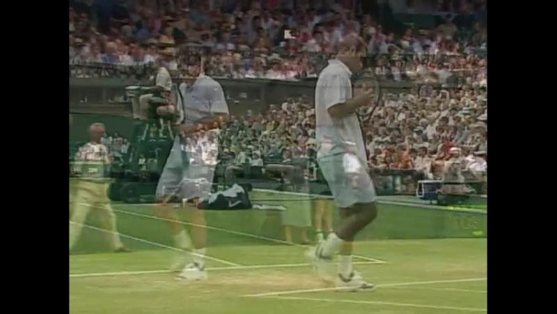 Пит Сампрас vs Роджер Федерер