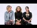 The Blackcoats Daughter Stars Dish on their New Film Video
