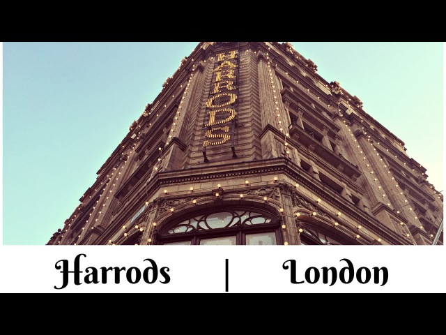 London | Harrods vk.comtopnotchenglish