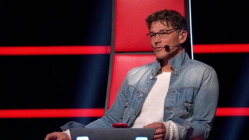 Elias Grimstad Salbu - Riv i hjertet (The Voice Norge 2017) Blind Audition2