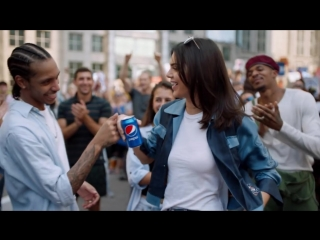 Kendall Jenner & feat. Lions - Pepsi Live For Now Moments Anthem by Skip Marley