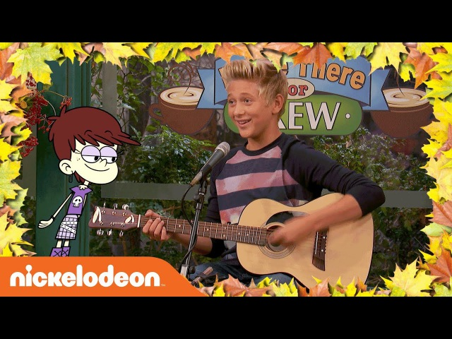 'Indie Songs Make Autumn Great' Lyric Music Video w SpongeBob, Henry Danger, NRDD More | Nick