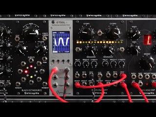Erica Synths Black Dual VCF demo
