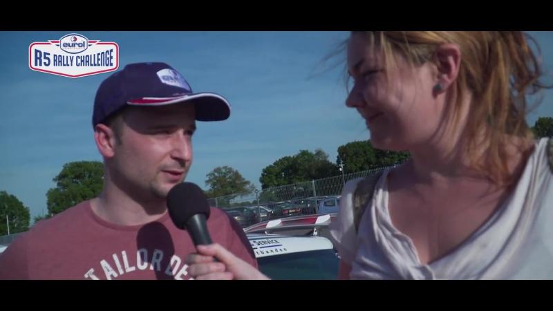 Eurol R5 Rally Challenge presentatie verslag