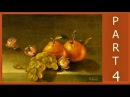 Oil Painting Still Life With Yasser Fayad Part 4 Last Part