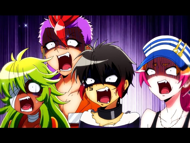 Номернутые Nanbaka Crack 1 For Broklia
