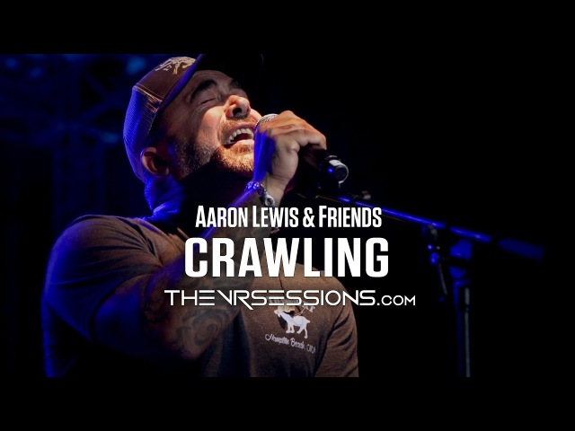 Crawling Linkin Park by Aaron Lewis of Staind Sully Erna of Godsmack Friends 360° VR