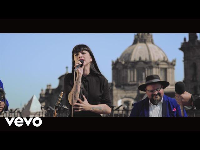 La Santa Cecilia Ingrata En Vivo ft Mon Laferte