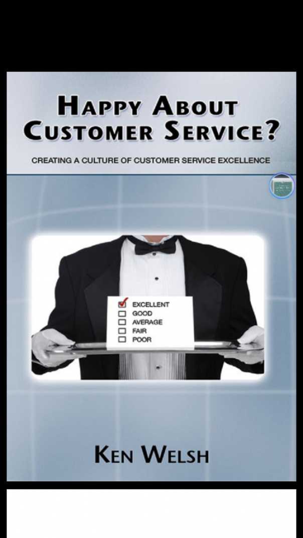 Happy About Customer Service Creating