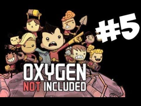 ВСЁ ПЛОХО Oxigen not included 5