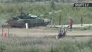 Второй полуфинал соревнований по танковому биатлону в Алабине LIVE