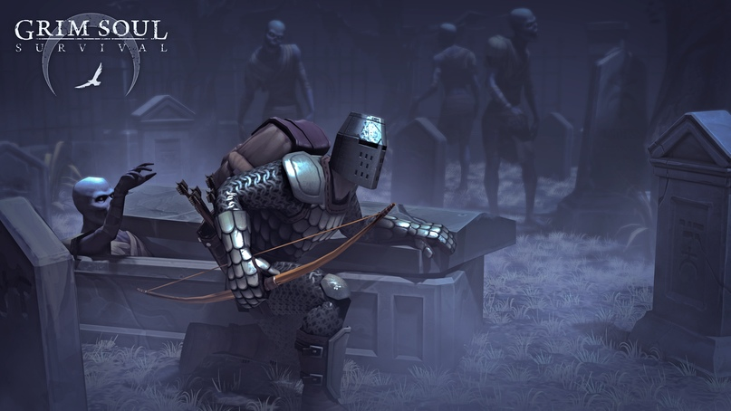 Grim Soul: Dark Fantasy Survival. Обновление 1.2.0   ВКонтакте