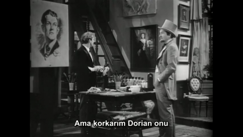 DORİAN GRAYİN PORTRESİ (1945)