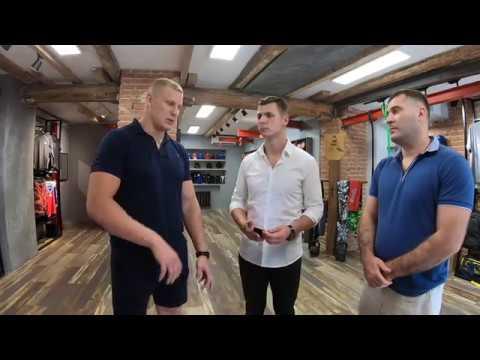 Чемпион Сергей Павлович дал интервью для Gulo Fight
