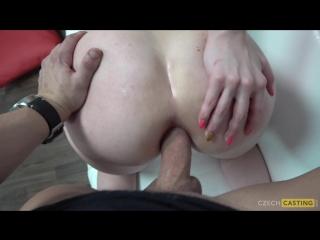 Czech casting anal