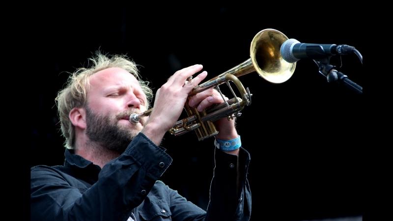 Один из лучших трубачей Матиас Эйк Mathias Eick Quintet Mathias Eick Skala