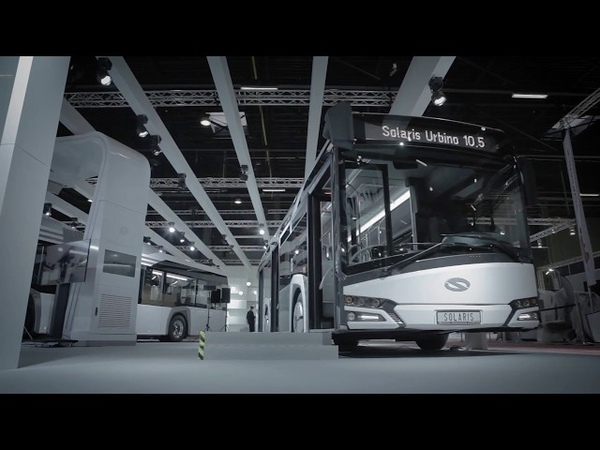 Busworld Kortrijk 2017