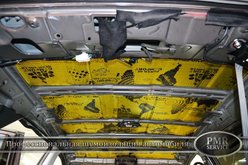 Комплексная шумоизоляция Hyundai ix 35, изображение №5