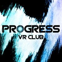 Логотип Тольятти. Клуб виртуальной реальности Progress