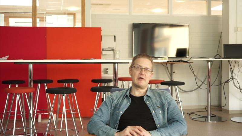 Pertti Laitinen about Joensuu