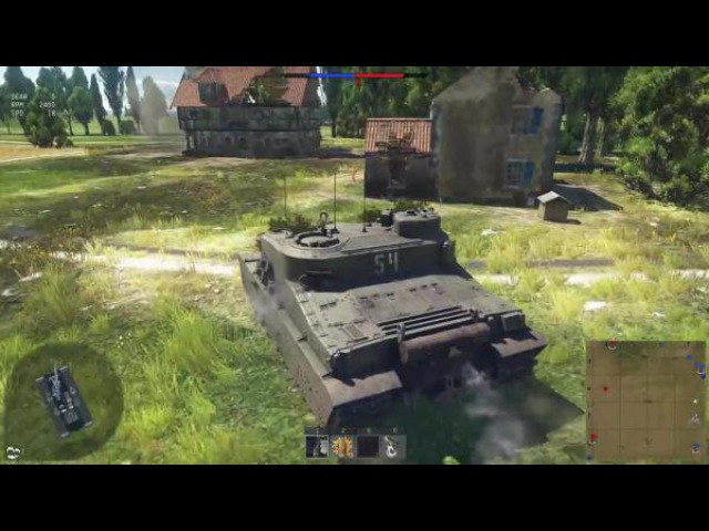 War Thunder T95 vs A39 Tortouise