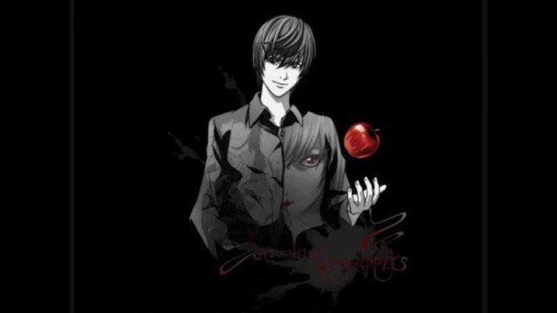 Death Note Soundtrack Kuroi Light light theme