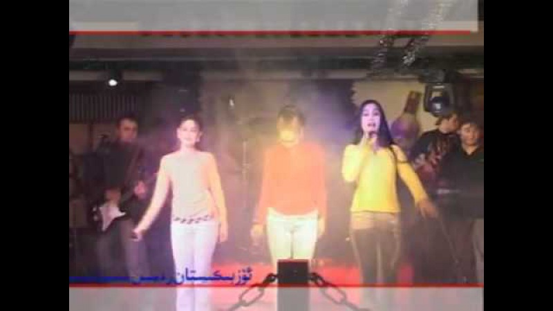 Shahrizoda Russian Flavored Uzbek Pop Song ZeeshZain76 HQ