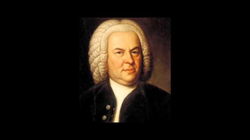 JS Bach - Schaff's mit mir, Gott - BWV 514 - choral, SATB, arr by Franz Wüllner