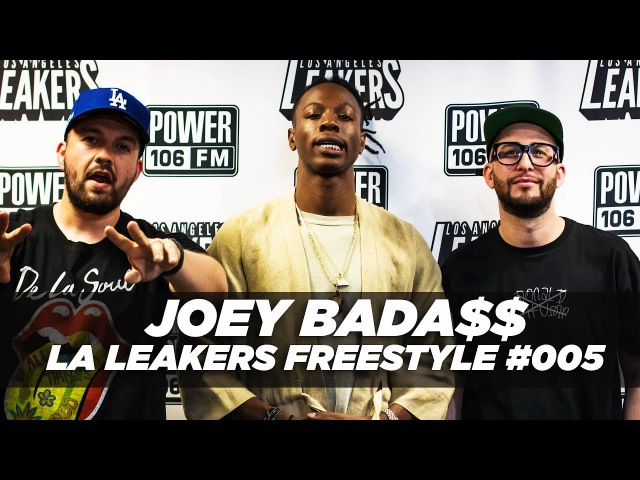 Joey Bada$$ Spits Fire Over Future's 'Mask Off' beat