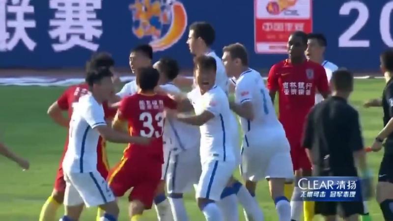 12TurCSL17 Changchun Yatai 1 1 Guizhou Zhicheng
